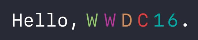 2016 WWDC