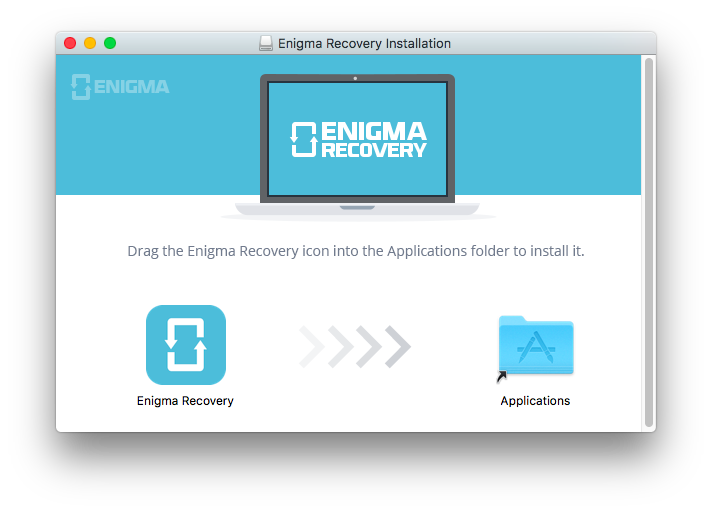 Install Enigma Recovery